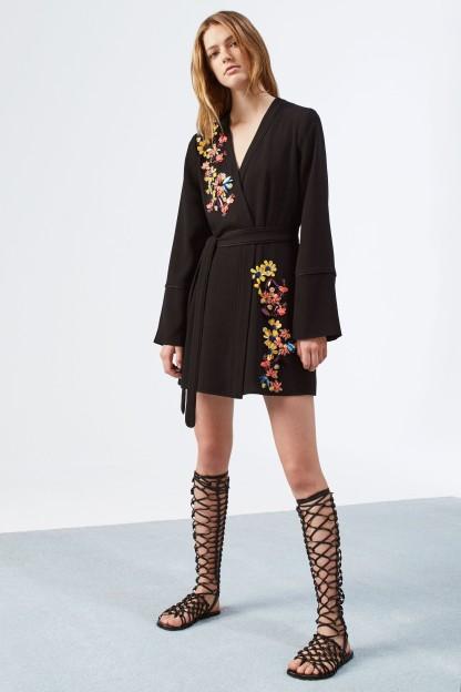 Tanya Taylor floral dress