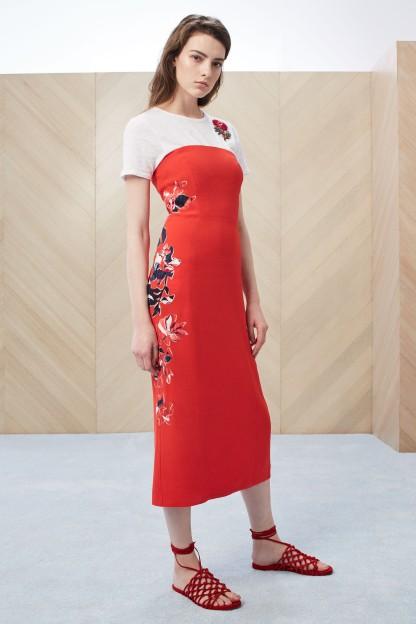 TANYA_TAYLOR_floral dress
