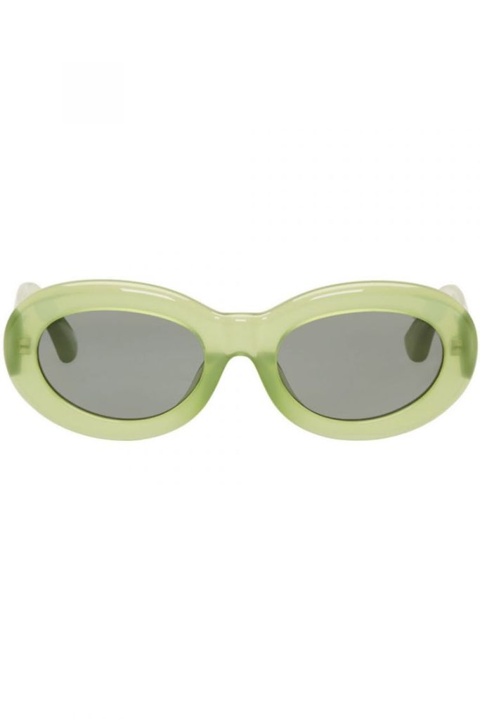 135 C7 Oval Sunglasses